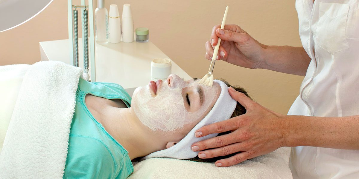 Acne Treatment with Chemical Peel